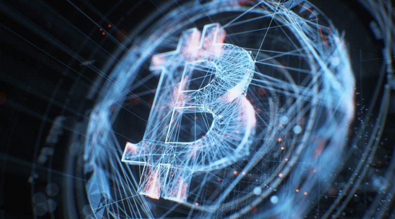 bitcoin árfolyam illusztráció kép