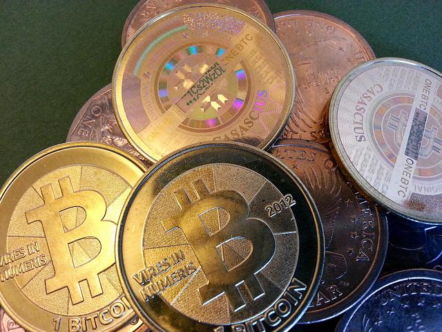 Bitcoin érmék