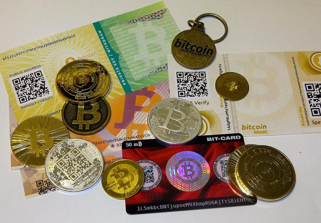 papíralapú bitcoin tárca