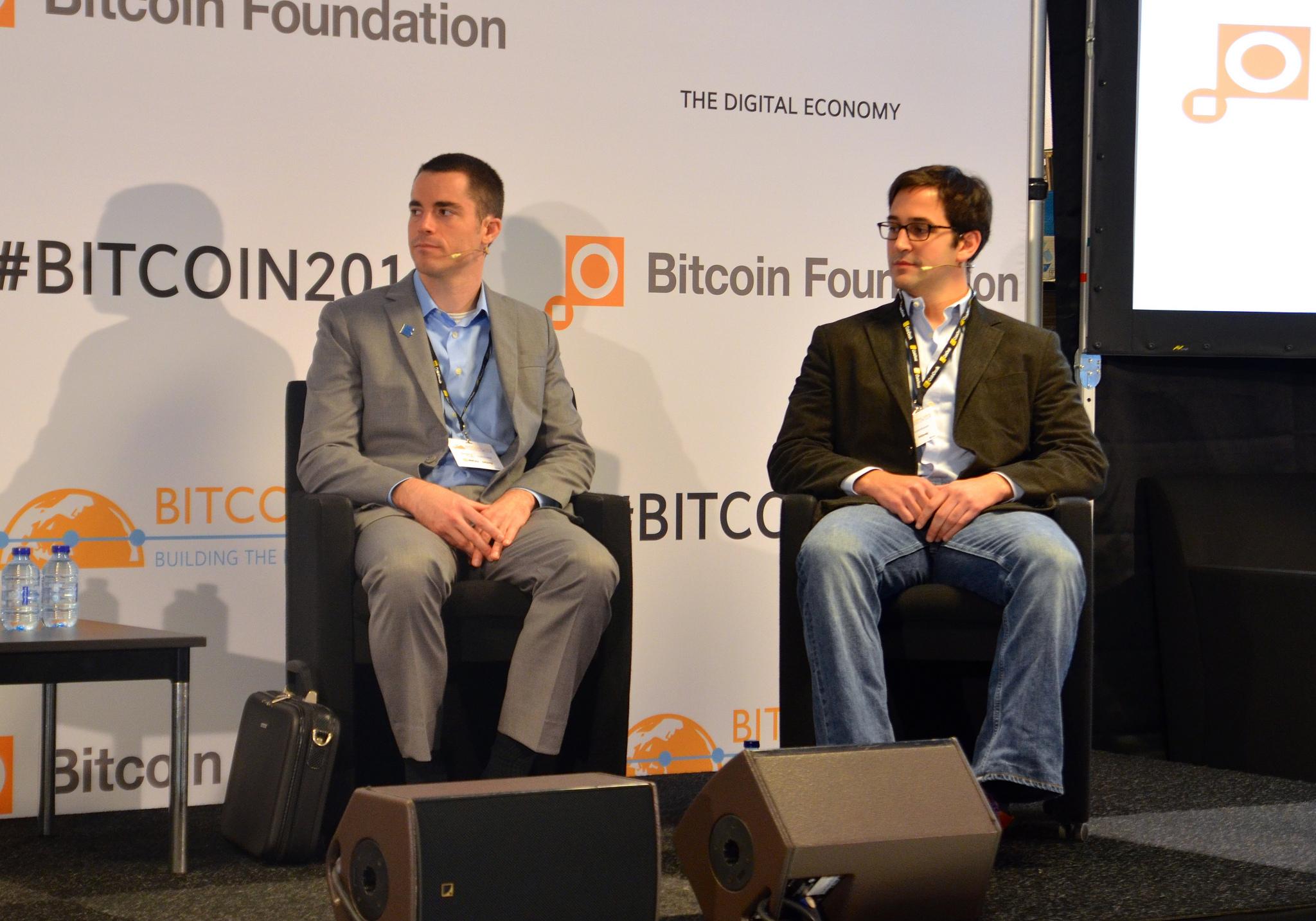 londoni bitcoin konferencia Roger Verrel