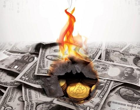 bitcoin a pénz vége)