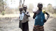 afrikai bitcoin adományok - célzott. közvetlen. transzparens.