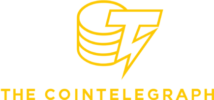 THE COINTELEGRAPH LOGO