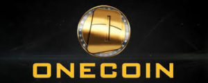 OneCoin kriptopénz átverés logója