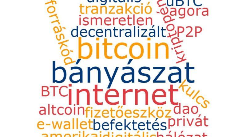 bitcoin szójegyzék