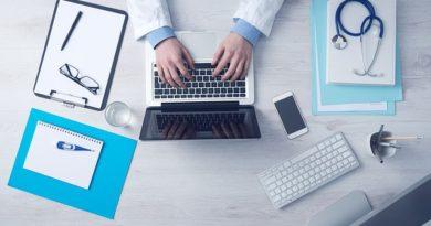 Online egészség bitcoinnal