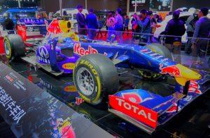 Red Bull események