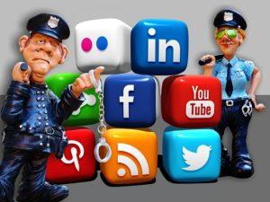 Social media hekker támadás