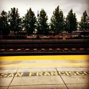 San Francisco metró vonal ingyenesen használható