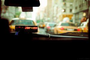 Integrált taxis platform