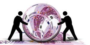 Bitcoin és más kritopénz árjegyzés a Tullettnél