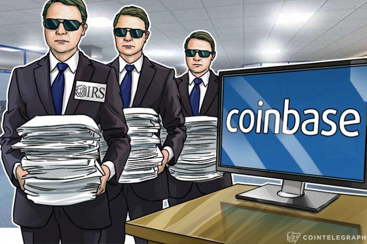 Az amerikai adóhatóság adatszolgáltatásra kötelezi a Coinbaset
