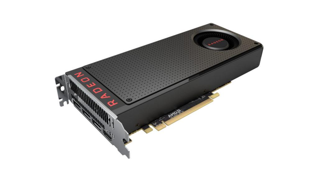 Az RX 480 az AMD kiváló hardver altcoin bányászatra