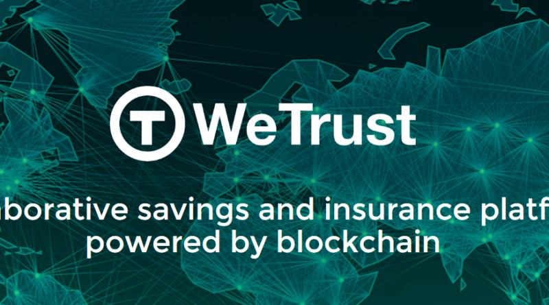 WeTrust, a pénzügyi közösségi média