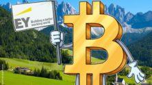 Ernst&Young bitcoin elfogadóhellyé válik