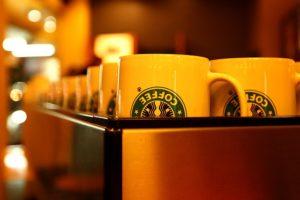 Bitcoin elfogadás a Starbucknál