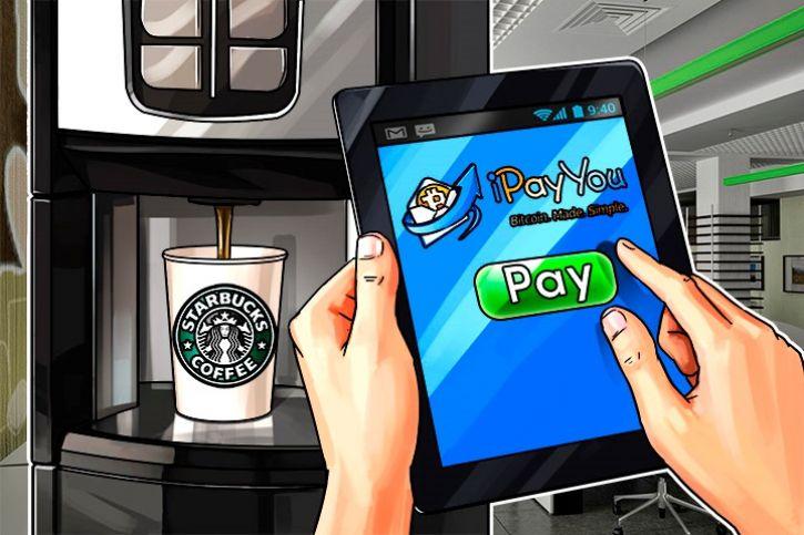 Mostantól lehet bitcoinnal fizetni a Starbucknál