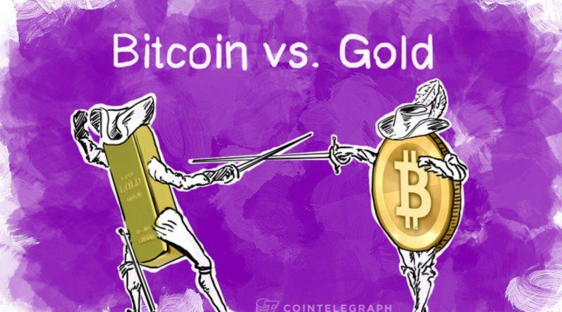 Mikor lesz a bitcoin virtuális arany?