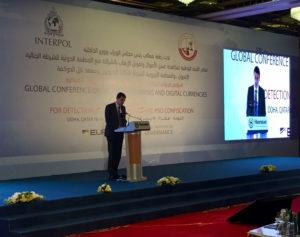 Konferencia Dohán kriptopénzek anonimitása volt a téma