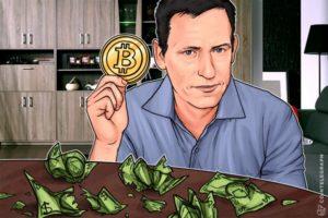 Peter Thiel bitcoin befektető