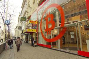 A Mariahilfer Strassén található az első bitcoin bank