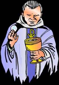 Kenőpénzt fogadott el a pap