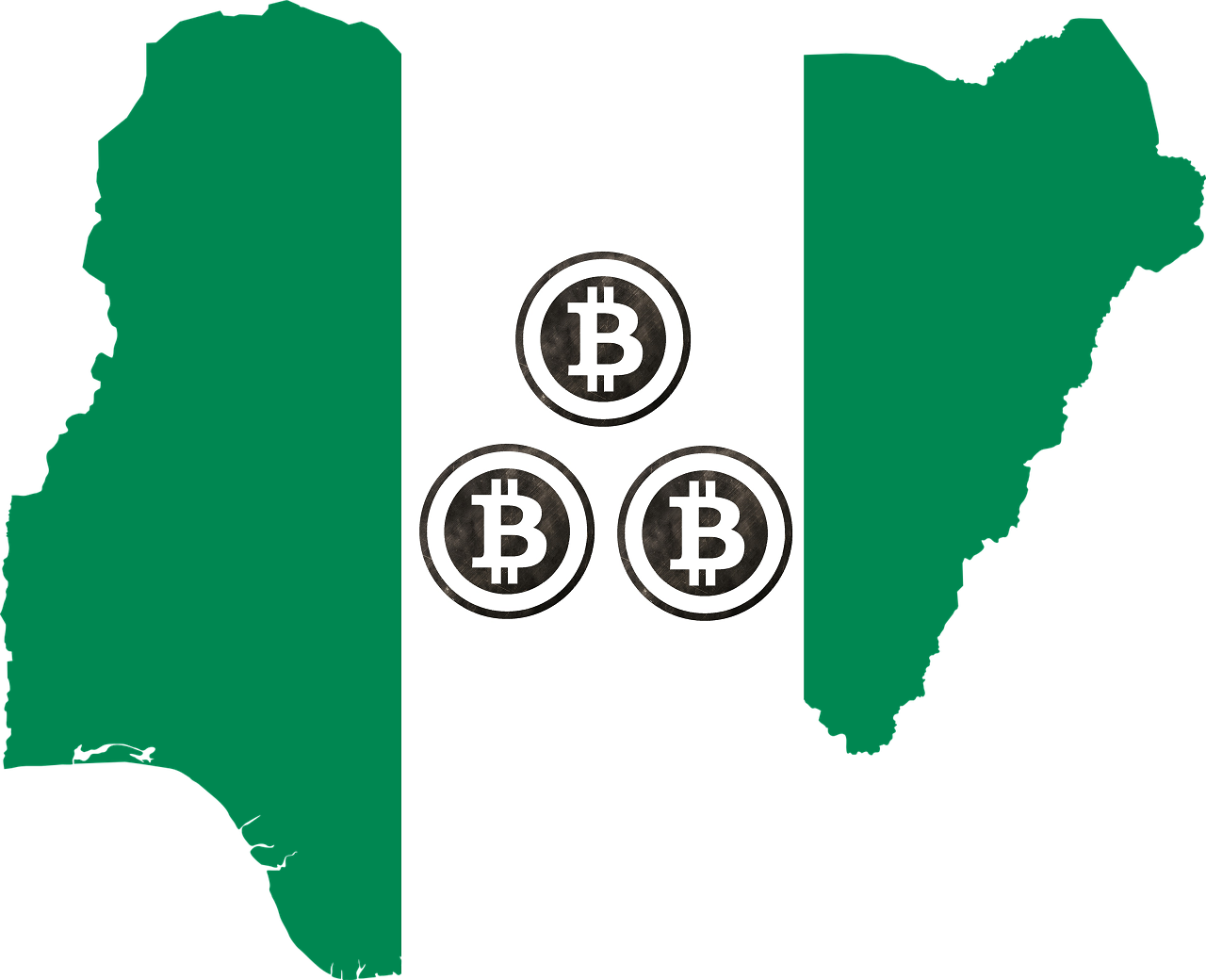 Bitcoin Nigériában