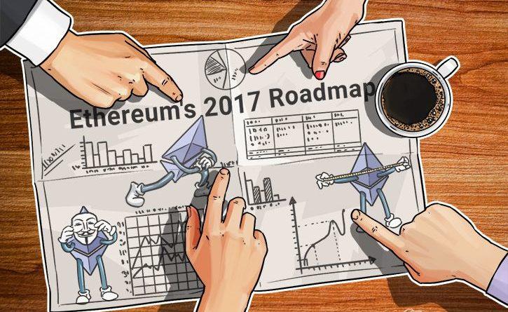 Nyilvános az Ethereum 2017-es fejlesztési terve