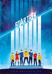 Kirk kapitány és Mr Spock