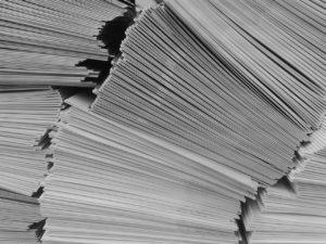 Több száz levél nyomtatódott ki