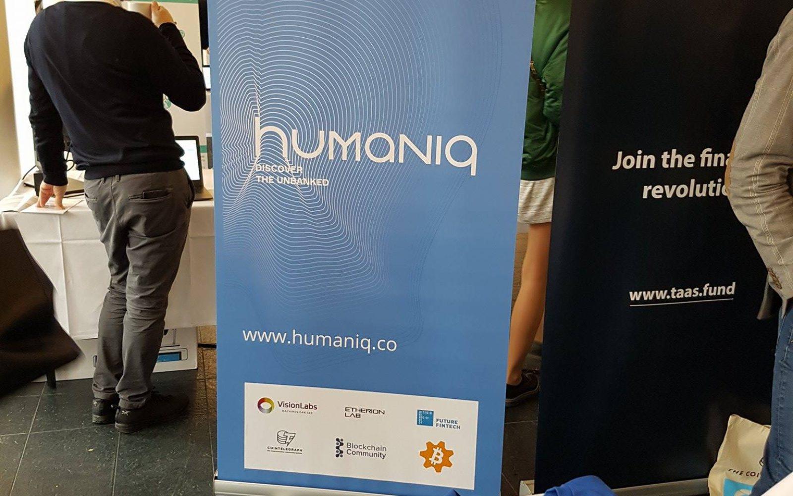Humaniq – negyedik generációs mobil bankolási platform