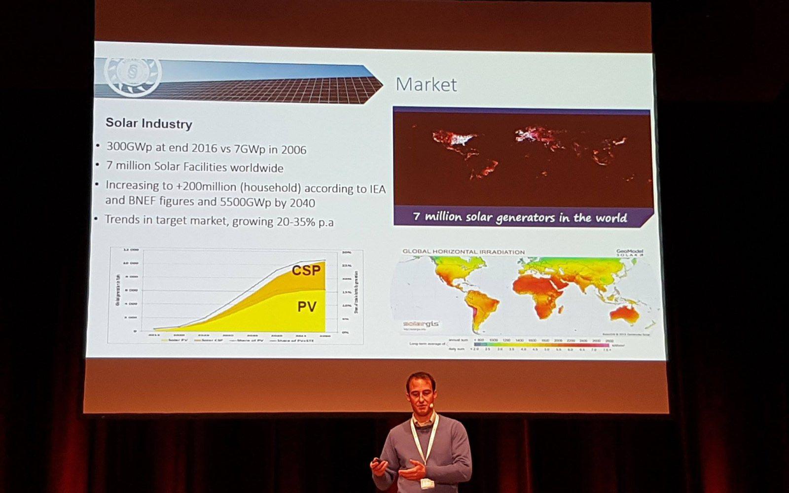 Francois Sonnet – SolarChange Global