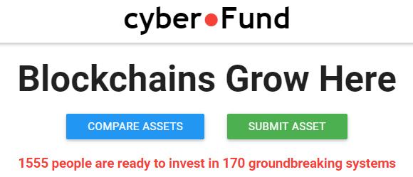 Cyber Fund befektetési platform