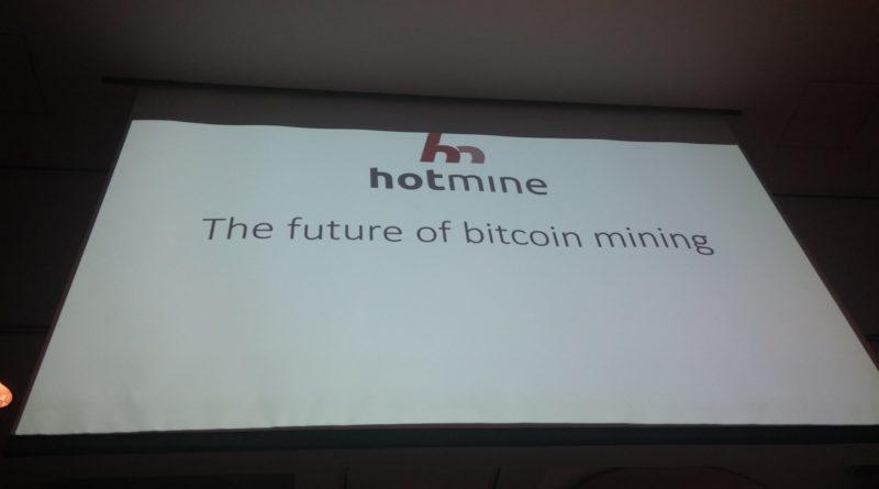 Hotmine, a bányász hardver gyártó