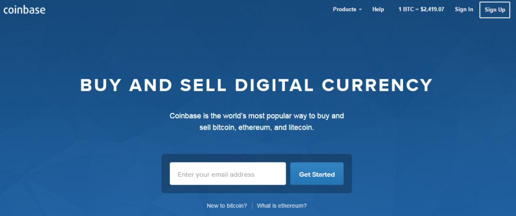 Akadozott a Coinbase
