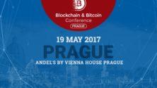 Blokklánc konferencia lesz Prágában