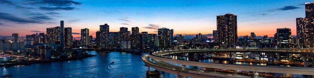 Tokyo éjjel - a bitcoin sosem alszik