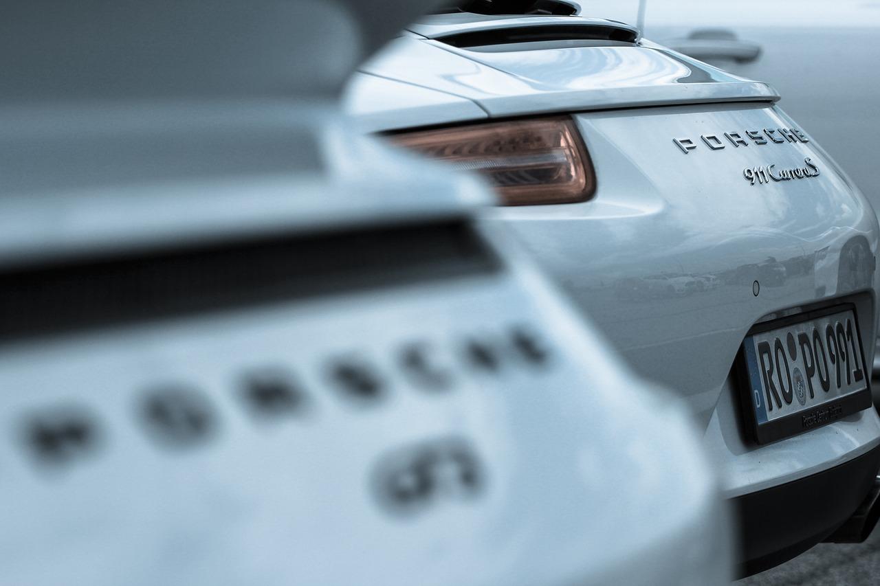 A Porsche érdeklődik a blokklánc technológia iránt