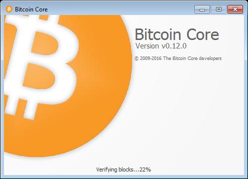bitcoin pénztárcák alfája és omagája, ahol minden elkezdődött -> Bitcoin Core