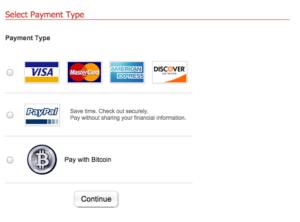 Egyre több helyen fogadnak el bitcoin a PayPal mellett