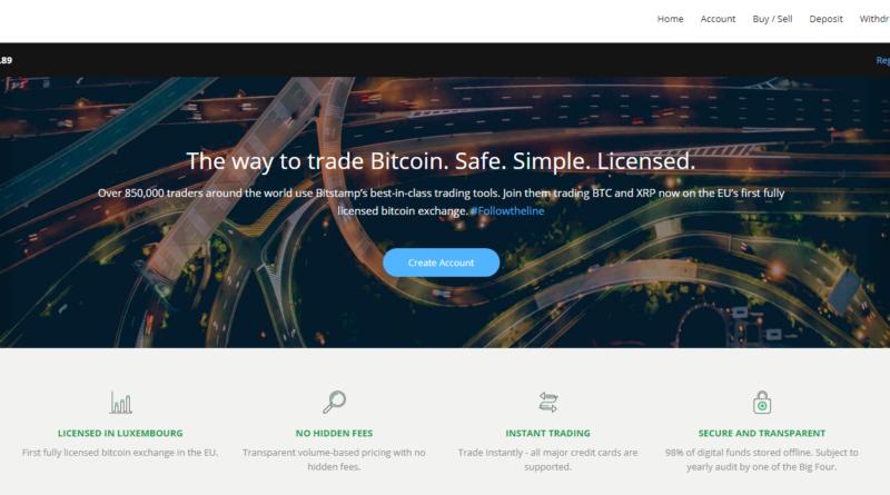 Bitstampet felvásárolta egy belga befektetési cég
