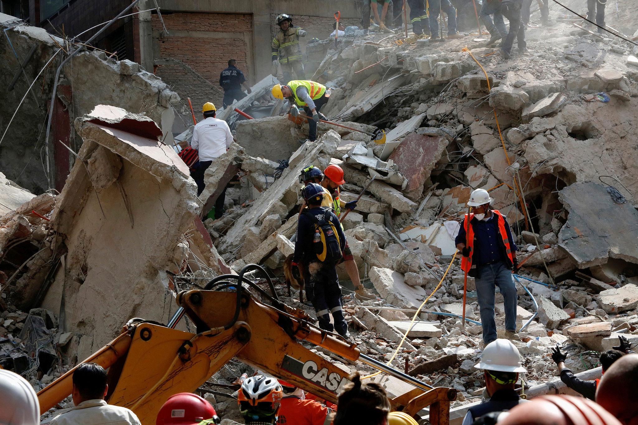 Kriptopénz adományokat gyűjtenek a mexikói áldozatoknak