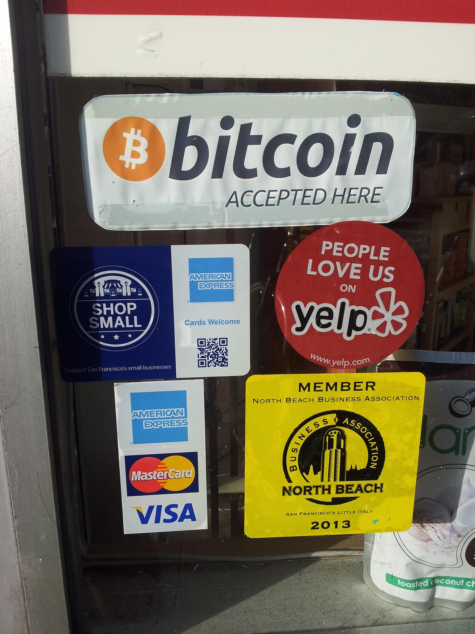 Bitcoin elfogadás cégként