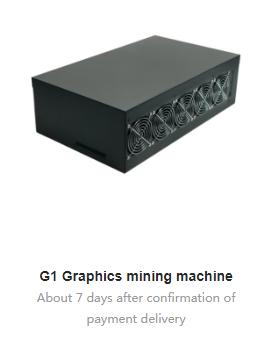 G1 ethereum új asic bányászgép