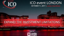ICO Event London 2017 - ICO konferencia Londonban