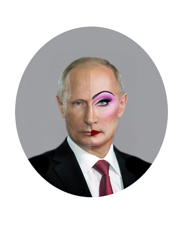 Putin két arca