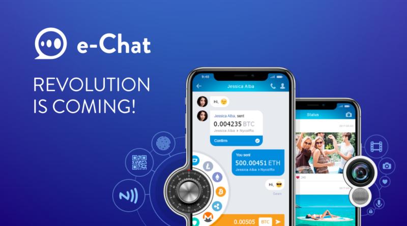 e-Chat üzenetküldő promó