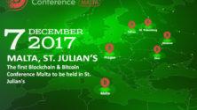 Az első Blokklánc és Bitcoin Konferencia Málta San Giljan városában