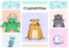 CryptoKitties applikáció
