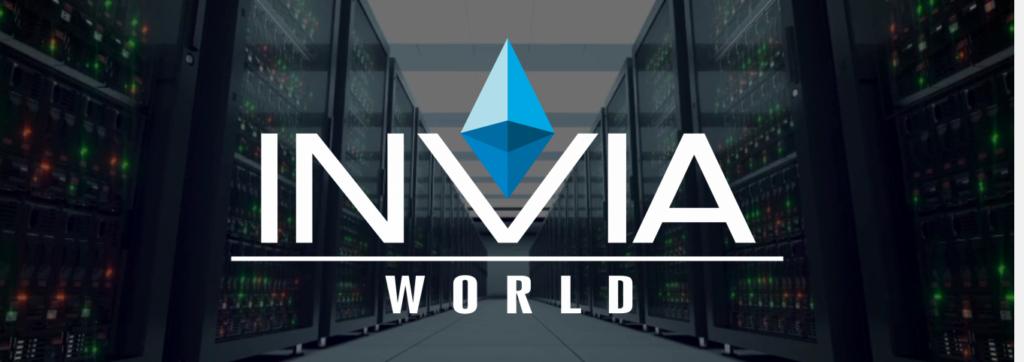 Invia World felhőbányász szolgátatás
